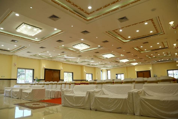 Hotel Shubham Palace, Karmanghat - Banquet Hall in Hyderabad