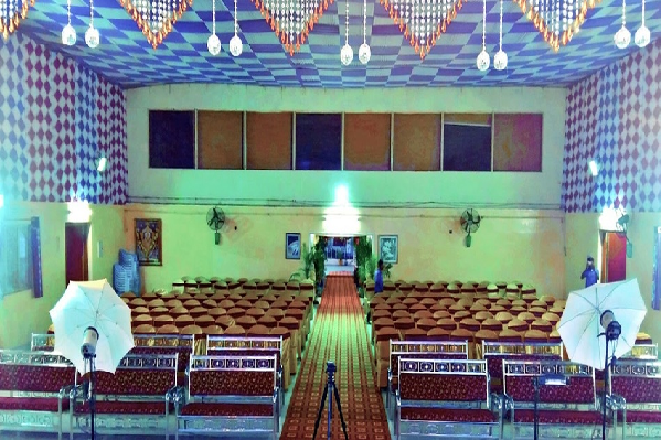 G R Function Hall, Visakhapatnam - Marriage Halls in Vepagunta, Visakhapatnam