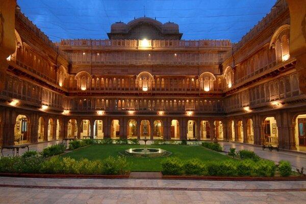 The Laxmi Niwas Palace, Bikaner - Outdoor Wedding Venues in Bikaner
