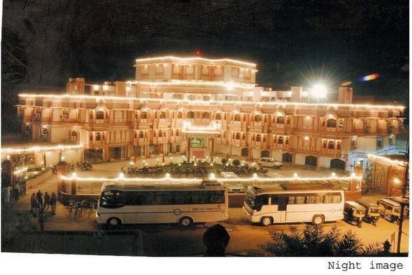 Hotel Raj Vilas Palace, Bikaner - Outdoor Wedding Venues in Bikaner