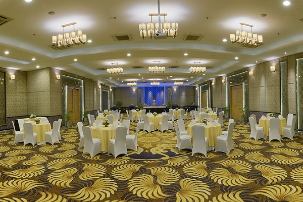 Davanam Sarovar Portico, Koramangala - Function Hall in Bangalore
