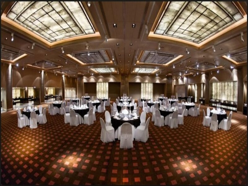 Le Meridien, Connaught Place - 5 Star Venues in Central Delhi