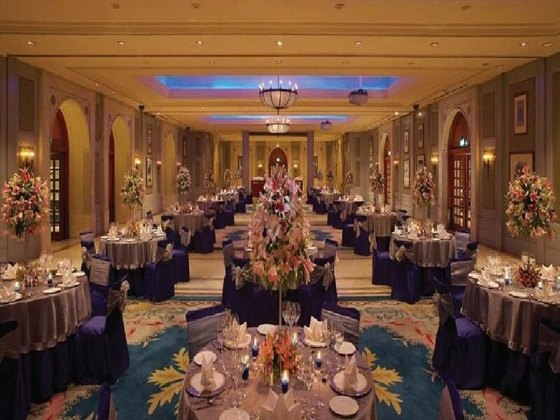 ITC Maurya, Chanakyapuri - 5 Star Venues in Central Delhi