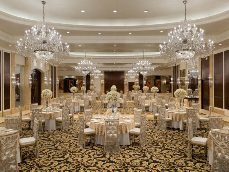 Shangri-La Eros Hotel, Connaught Place - 5 Star Venues in Central Delhi