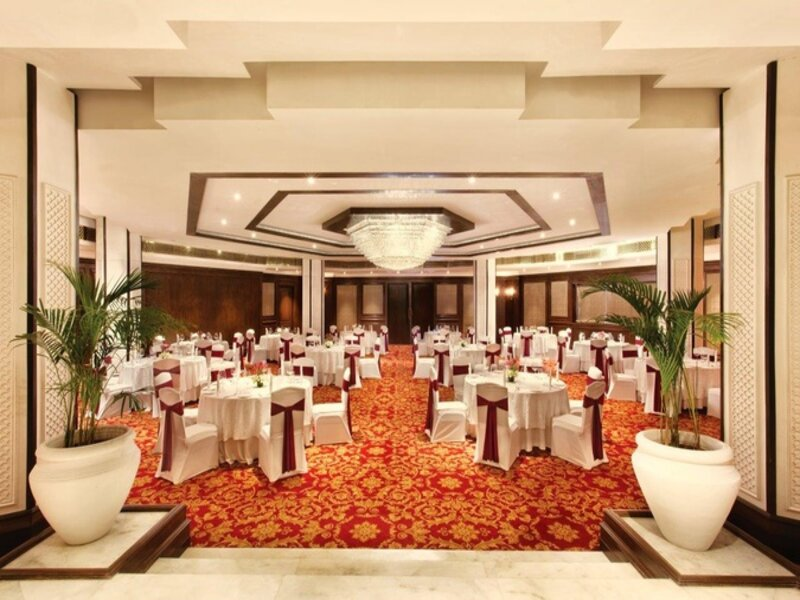 The Claridges, Connaught Place - 5 Star Venues in Central Delhi