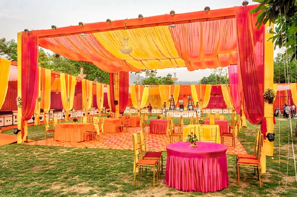 Pagoda Manu Maharani Resort,  Jim Corbett - Wedding Venues in Jim Corbett