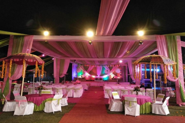 Samsara The Resort And Club, Jim Corbett - Wedding Venues in Jim Corbett