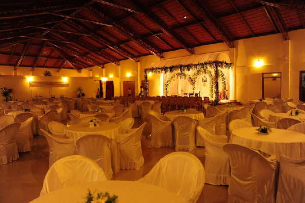Palm Valley Resort And Hilldale Resort, Coorg - Marriage Halls in Coorg