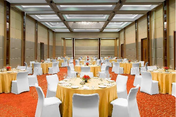 Sheraton, Nanakaram Guda - Wedding Venues in Hyderabad