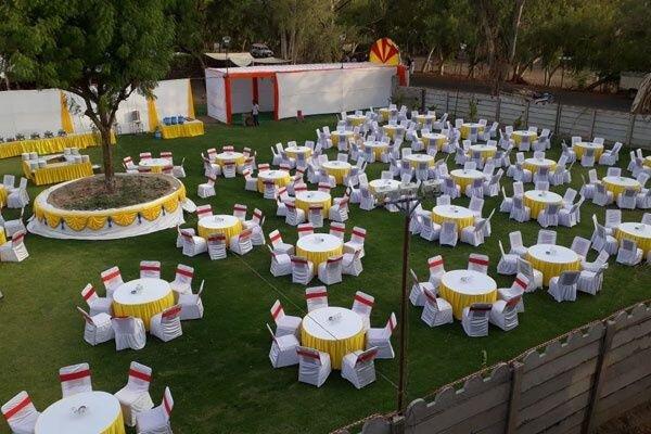 Ranakpur Hill Resort, Ranakpur- Wedding Lawns in Ranakpur