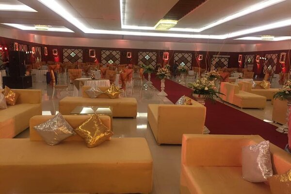 Hotel Kanha's Palm Springs, Ratanpur Sadak- Wedding Halls in Bhopal