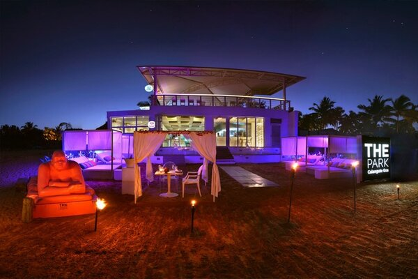 The Park, Calangute- Luxury Wedding Venues in Calangute Goa
