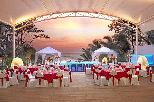 Fahrenheit Hotels And Resorts, Calangute- Luxury Wedding Venues in Calangute Goa