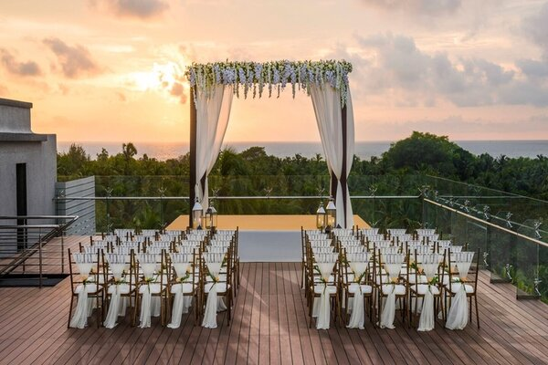 Le Meridien, Calangute- Luxury Wedding Venues in Calangute Goa
