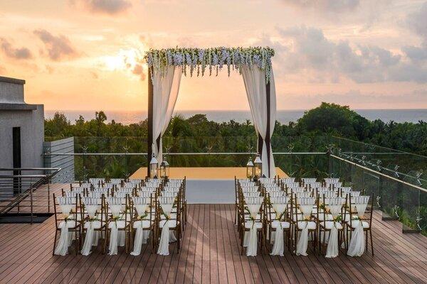 Le Meridien, Calangute- Luxury Wedding Venues in Calangute Goa