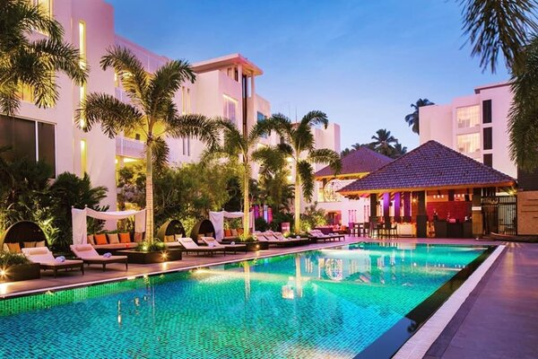Hard Rock Hotel, Calangute- Luxury Wedding Venues in Calangute Goa