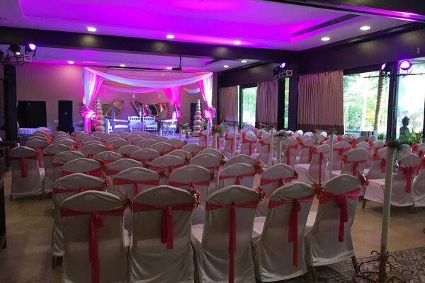 Riva Beach Resort, Mandrem- Small Banquet Halls in Goa