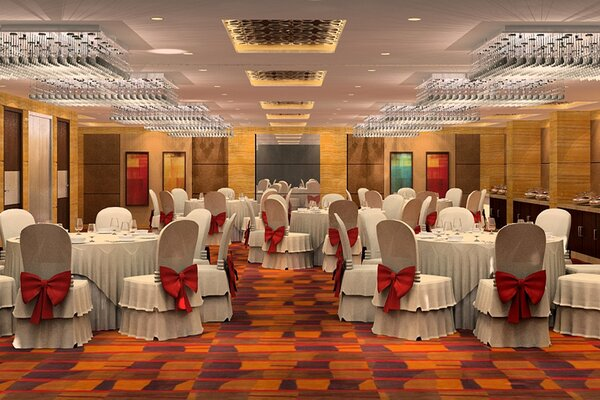 Lemon Tree Hotel, Sayajigunj- Reception Venues in Baroda