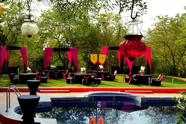 Gangaur Farm, Mahapura- Reception Venues in Baroda