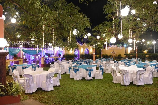 Cotta mansion the indo portuguese heritage venue agacaim- Budget Wedding Venues in Goa