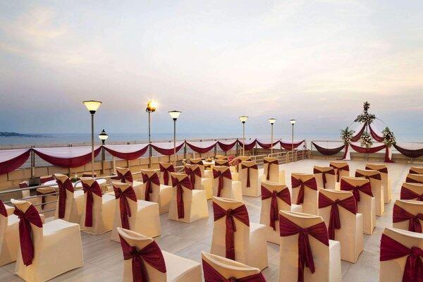 Ramada plaza palm grove, juhu- Wedding Venues in Western Suburbs Mumbai