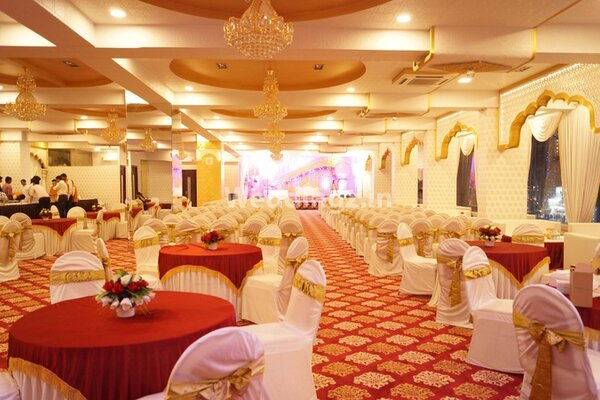 Rajmahal banquets, malad west- Wedding Venues in Western Suburbs Mumbai