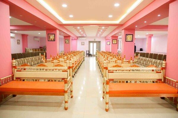 Chhappanbhog Restaurant And Banquets, Alkapuri- Small Wedding Halls in Baroda