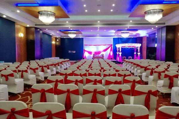 Radha Regent, Electronic City- Small Wedding Halls in Bangalore