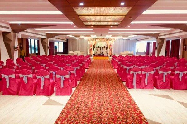 JMD Banquets And Rooms, Surat- Small Wedding Venues in Surat