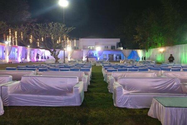 Vriksh The Party Lawn, Raipur- Outdoor Wedding Venues in Raipur