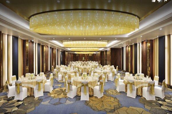Sheraton Grand Pune Bund Garden, Pune- Wedding Hotels in Pune