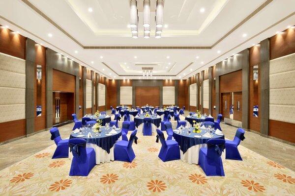 Radisson Blue,  Pune- Wedding Hotels in Pune
