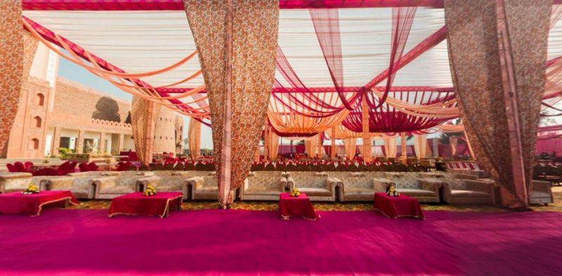 Fort Patiala Banquet Hall Bahadurgarh Patiala