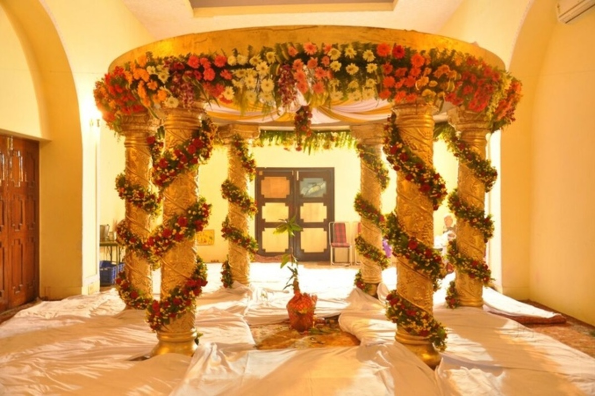 Wedding Planners And Venues In India That Ensure Your D-Day Is Hosted in Vogue