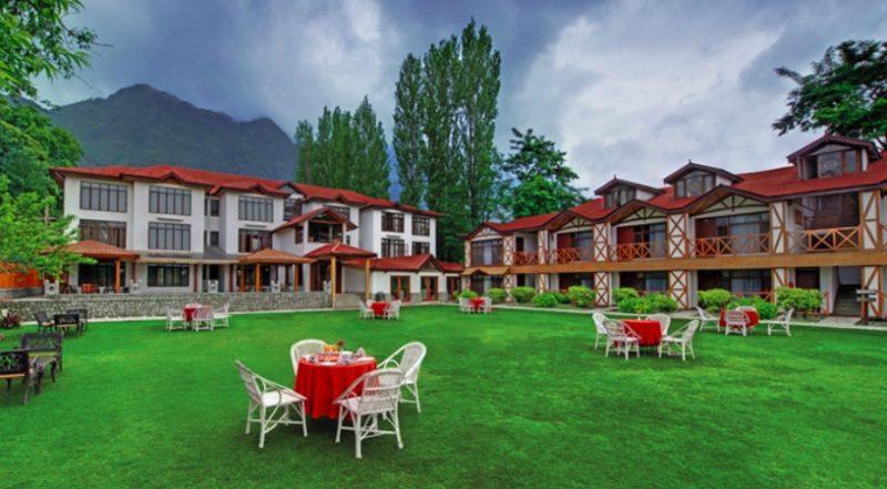 Fortune Resort Heevan Nishat Srinagar