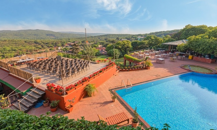 Ramsukh Hotel Resorts And Spa Mahabaleshwar
