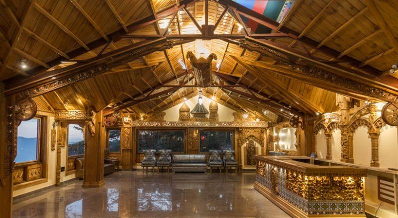 Rocky Knob Shimla