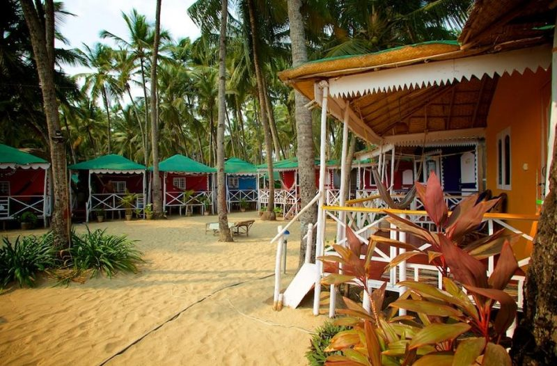 Cuba Palolem Beach Resort Goa