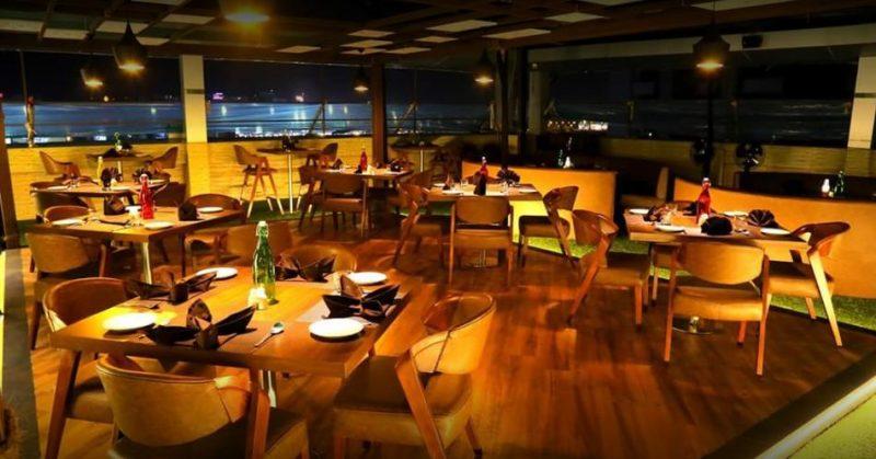 La Terranza Roof Top Restaurant And Banquet Surat