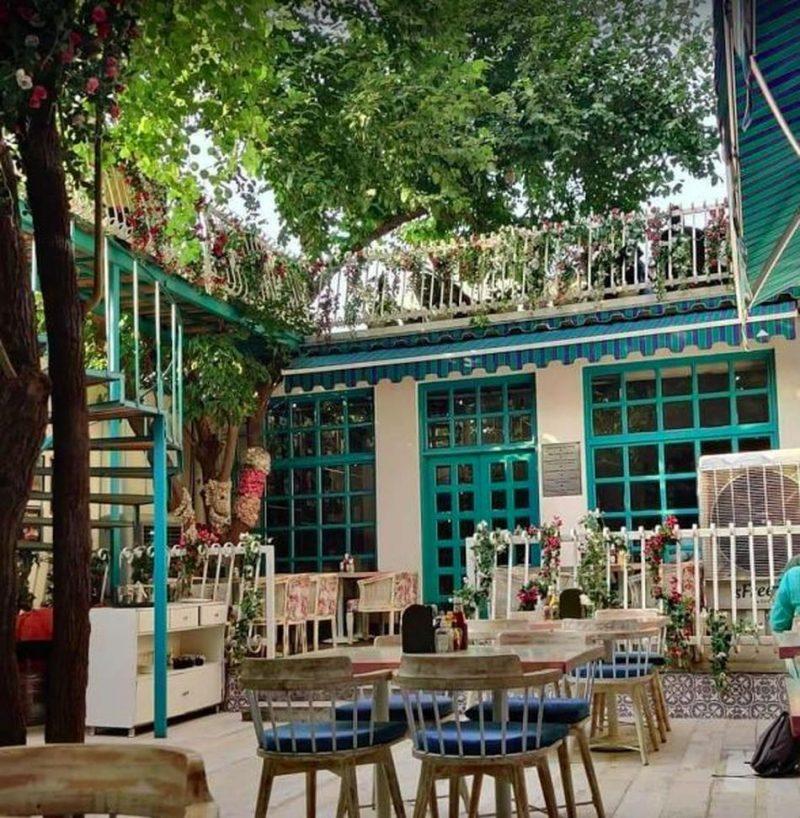 Cafe Di Milano Delhi