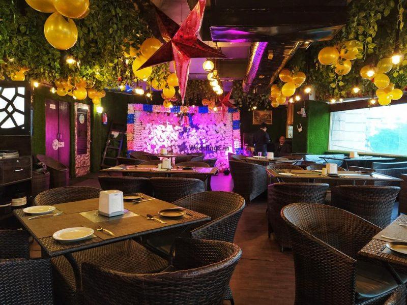 Sea View Restaurant Delhi