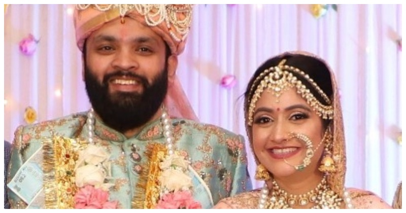 #TRENDING: Veena Parashar and her Husband Sang the Most Hilarious Duet at their Wedding!