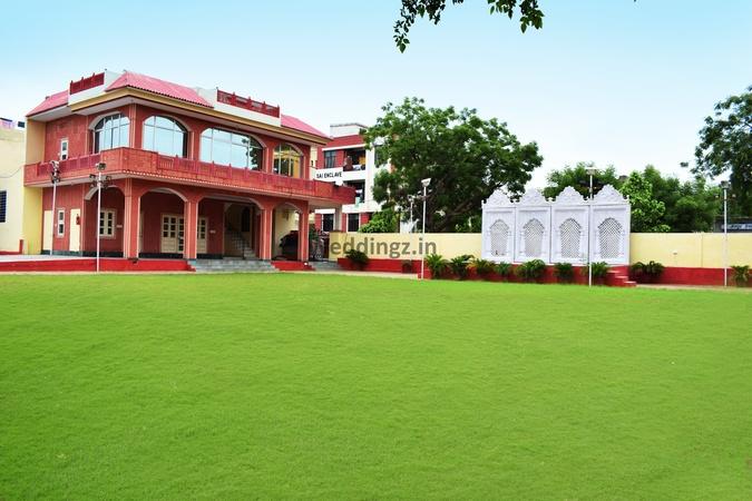 Shanti Marriage Garden Jhotwara Jaipur - Banquet Hall