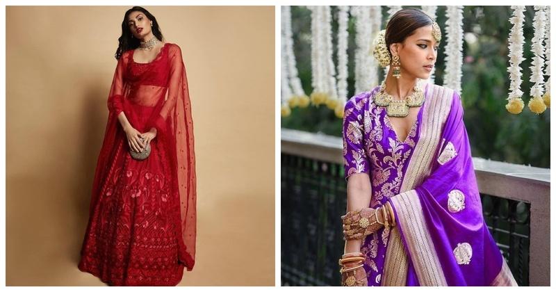 5 Jewel Toned Lehenga Colours for Your Wedding Day