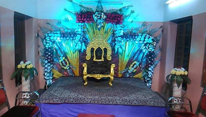 Ganesh Bhawan Dum Dum Kolkata - Banquet Hall