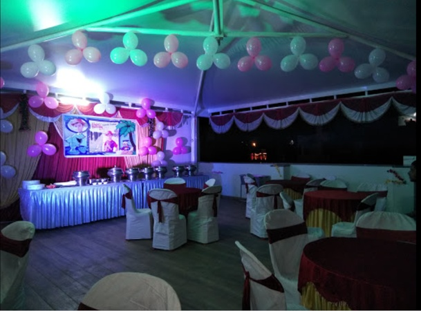 Hotel Golden Treat Nehru Nagar Bhopal - Banquet Hall