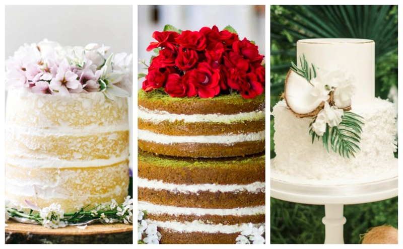 10 New Wedding Cake Flavors you Must Try