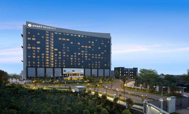 Hyatt Regency Sector 83 Gurugram - Banquet Hall