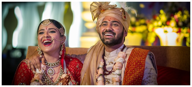 Rahul & Sanya Ranchi : This bride recently got hitched in a dreamy wedding ceremony and her expressions are to die for!