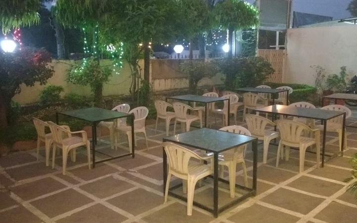 Shikara Restaurant Wadi Nagpur - Banquet Hall